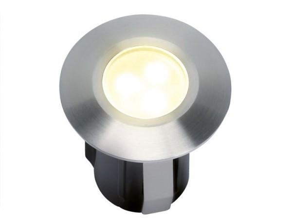 Alpha LED Einbauleuchte weiss
