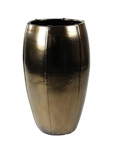 Keramikvase Gold Moda 74cm
