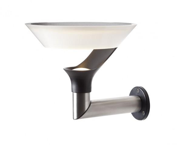 Garden Lights Lunar SMD-LED  Edelstahl Wandlampe