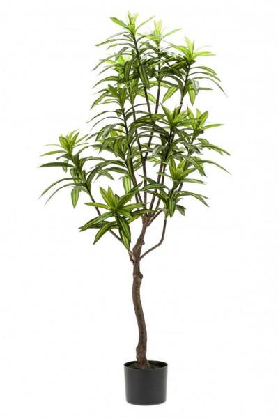 Dracaena Drachenbaum Kunstbaum 130 cm